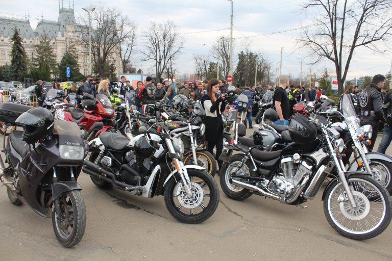 Motociclistii Ieseni au dat Startul Oficial al Sezonului Moto. GALERIE FOTO