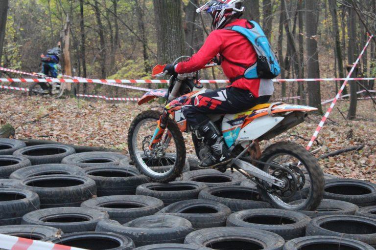 Competiţie de motocross la Pietrărie. FOTO de la inaugurarea circuitului