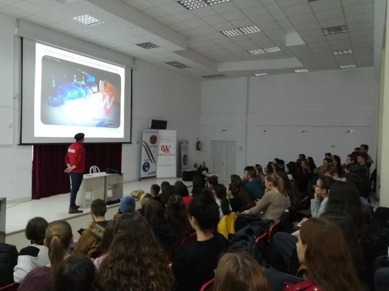 Școala Altfel cu Asociația WorldStreet: accidente tragice din Iași cu șoferi băuți
