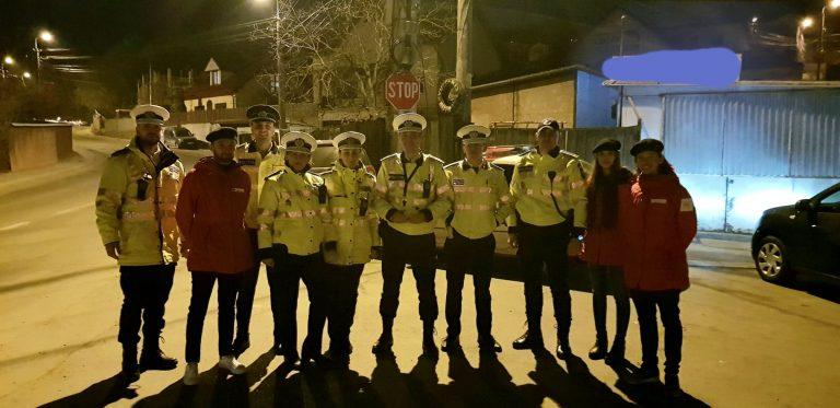 Razie! 500 de șoferi din Iași au fost testați cu alcooltestul vineri noapte FOTO
